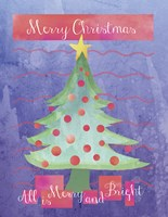Merry and Bright by Erin Clark - various sizes
