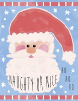 Santa by Erin Clark - various sizes