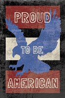 American Textured by Erin Clark - various sizes