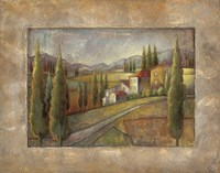 The Tuscan Sun II Fine Art Print