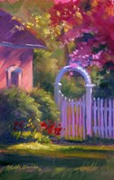 Garden Gate by Mark Daehlin - various sizes