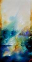 Aqua Breeze Fine Art Print
