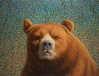 Bearish Fine Art Print