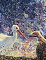 Living Between Beaks by James W. Johnson - various sizes