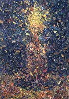 Fragmented Flame by James W. Johnson - various sizes, FulcrumGallery.com brand