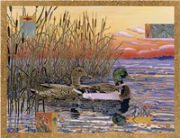 Mallards at Dawn by Bob Coonts - various sizes