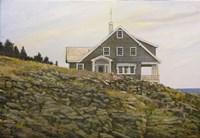 Kent House Fine Art Print