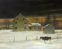 King Wood Sunset by Jerry Cable - various sizes