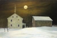 Millers Moon Fine Art Print
