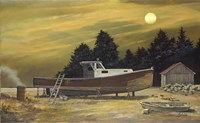 St George Moon by Jerry Cable - various sizes - $24.49