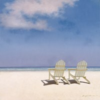 Beach Chairs by Zhen-Huan Lu - various sizes