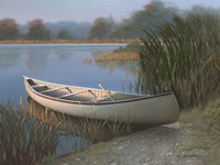 On the Lake Fine Art Print