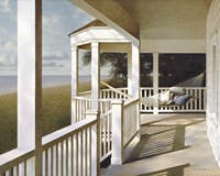 Porch Swing 2 by Zhen-Huan Lu - various sizes