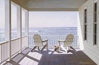 Porch 5 Fine Art Print