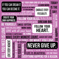 Never Give Up 2 Fine Art Print