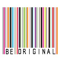 Be Original Framed Print