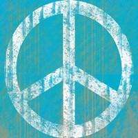 Aqua Peace by Louise Carey - various sizes