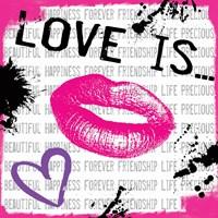 Love Is 1 Framed Print