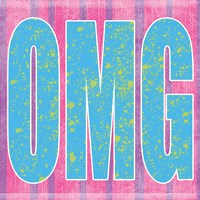 OMG by Louise Carey - various sizes