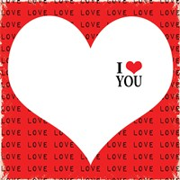 I Love You by Louise Carey - various sizes