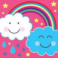 Rain Cloud 2 by Louise Carey - various sizes