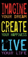 Imagine Create Live 2 by Louise Carey - various sizes