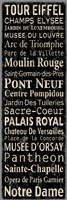 Paris by Louise Carey - various sizes - $29.99