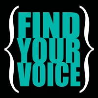 Find Your Voice 6 by Louise Carey - various sizes - $25.49