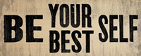 Be Your Best Self 1 by Louise Carey - various sizes
