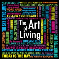 The Art of Living Fine Art Print