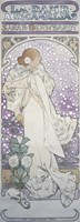 La Dame aux Camelias by Alphonse Mucha - various sizes