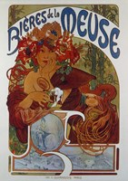 Beers from the Meuse Fine Art Print