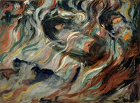 States of Mind - The Goodbyes (Stati d'animo, Gli Addii) by Umberto Boccioni - various sizes