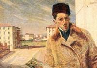 Self-Portrait by Umberto Boccioni - various sizes