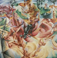 Elasticity, 1911 by Umberto Boccioni, 1911 - various sizes