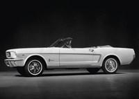 Ford Mustang Convertible, 1964 Fine Art Print