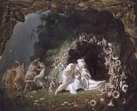 Titania Sleeping, 1841 by Richard Dadd, 1841 - various sizes