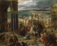 Constantinople Taken by the Crusaders