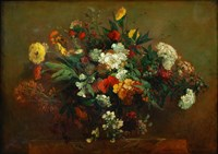 Flower by Eugene Delacroix - various sizes