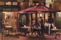 "36"" x 24"" Cafe Art"