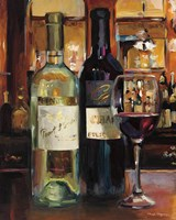 A Reflection of Wine II by Marilyn Hageman - various sizes