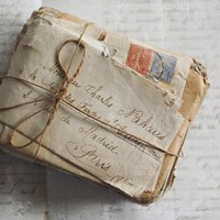 Love Letters II Fine Art Print