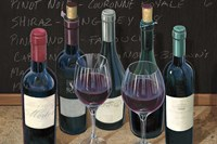 Wine Spirit I by James Wiens - various sizes, FulcrumGallery.com brand
