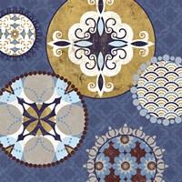 Mediterranean Blue III by Veronique Charron - various sizes - $29.99