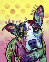 Adoreabull by Dean Russo - various sizes