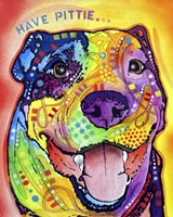 Have Pittie by Dean Russo - various sizes - $25.49