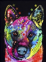 Akita 2 by Dean Russo - various sizes - $19.49