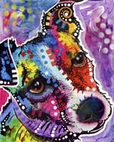 Dreamy Jack Fine Art Print