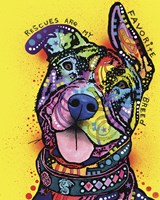 My Favorite Breed Fine Art Print