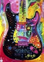 Lenny Strat Fine Art Print